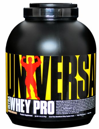 Image of Ultra Whey Pro Mocha Cappuccino 5 Lbs. - Low Carb Protein Universal Nutrition