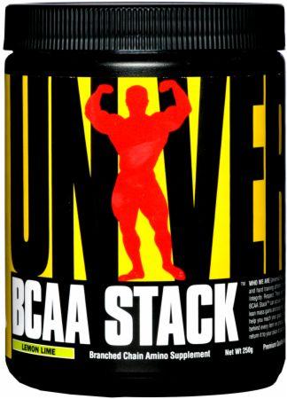 Universal Nutrition BCAA Stack Lemon Lime 250 Grams - Amino Acids & BCAAs