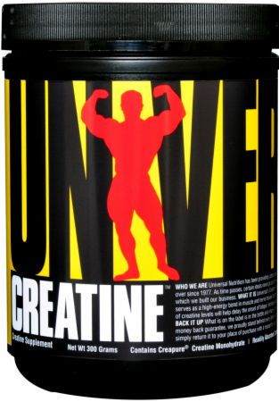 Creatine by Universal Nutrition at Bodybuilding.com - Lowest Price on Creatine!
