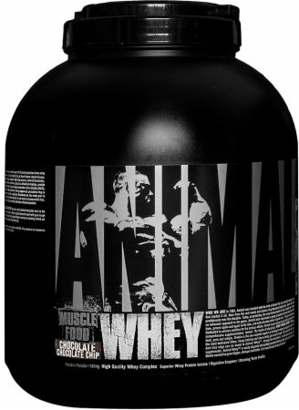 Image of Animal Animal Whey 4 Lbs. Chocolate Chocolate Chip