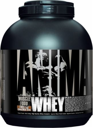 Image of Animal Animal Whey 4 Lbs. Frosted Cinnamon Bun