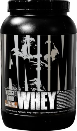 Image of Animal Animal Whey 2 Lbs. Frosted Cinnamon Bun