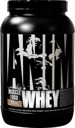 Image of Animal Animal Whey 2 Lbs. Mocha Cappuccino