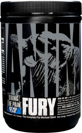 Image of Animal Fury Ice Pop 30 Servings - Pre-Workout Animal