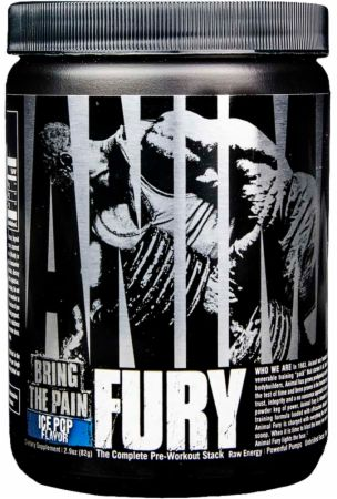 Image of Animal Fury Ice Pop 5 Servings - Pre-Workout Animal
