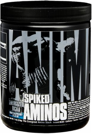 Animal Spiked Aminos