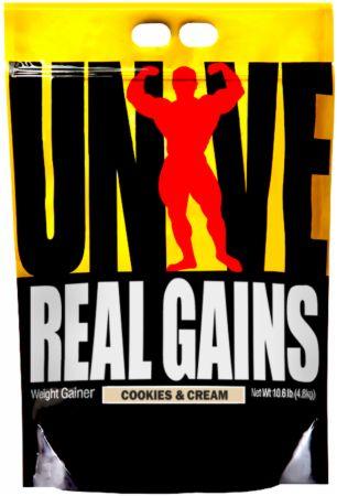 Real Gains