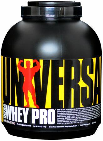 Image of Ultra Whey Pro Double Chocolate Chip 5 Lbs. - Low Carb Protein Universal Nutrition