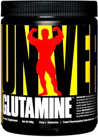 Universal Nutrition Glutamine Unflavored 300 Grams - Amino Acids & BCAAs