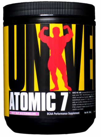 Universal Nutrition Atomic 7 30 Servings Juicy Watermelon