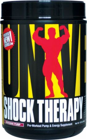 Universal Nutrition Shock Therapy Hawaiian Pump 840 Grams - Pre-Workout Supplements