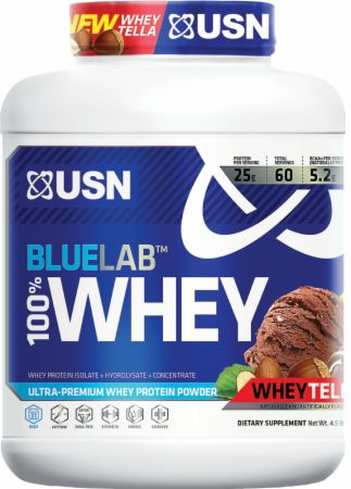 USN BlueLab 100% Whey at Bodybuilding.com - Best Prices on BlueLab 100% Whey!