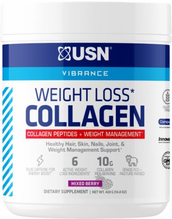 Collagen Peptides for Weight Loss