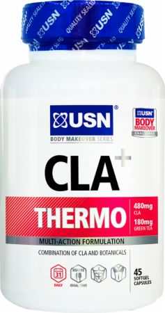 Image of USN CLA Thermo 90 Capsules