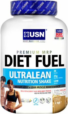 Image of USN Diet Fuel Ultralean 2 Kilograms Chocolate Cream