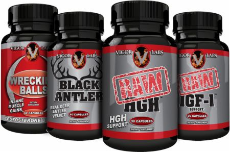 Ultimate Muscle Building Stack
