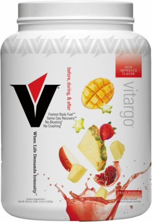 Image of Vitargo Fruit Punch 50 Scoops - Post-Workout Recovery Vitargo
