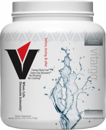 Image of Vitargo Plain 20 Scoops - Post-Workout Recovery Vitargo
