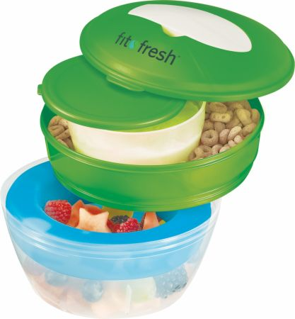 Image of Fit & Fresh Fresh Start Breakfast Chiller