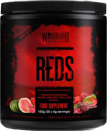 Image of Reds Blackcurrant 30 Servings - Detoxification Warrior