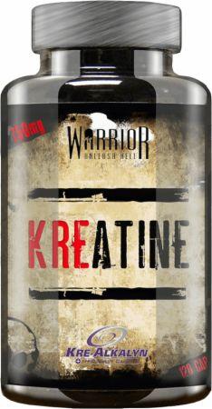 Image of Kreatine 120 Caps - Creatine Warrior
