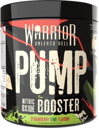 Image of Pump Strawberry Kiwi 30 Servings - Stimulant Free Pre-Workout Warrior