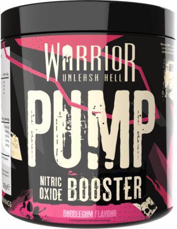 Image of Pump Bubblegum 30 Servings - Stimulant Free Pre-Workout Warrior