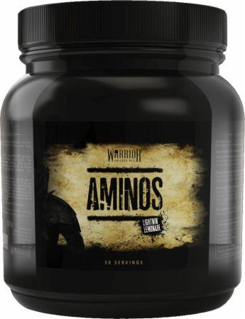 Image of Warrior Aminos 30 Servings Lightnin' Lemonade