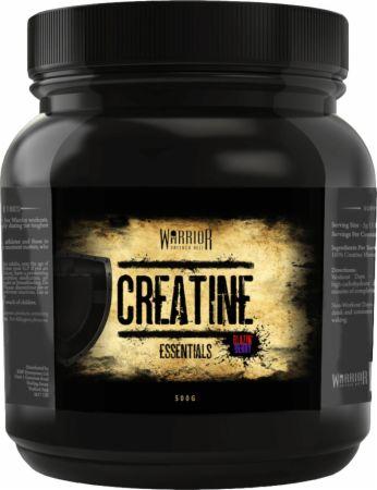 Image of Warrior Essentials Creatine 500 Grams Blazin' Berry