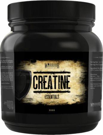 Image of Warrior Essentials Creatine 500 Grams Unflavoured