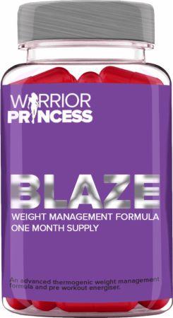 Image of Warrior Princess Blaze 60 Caps