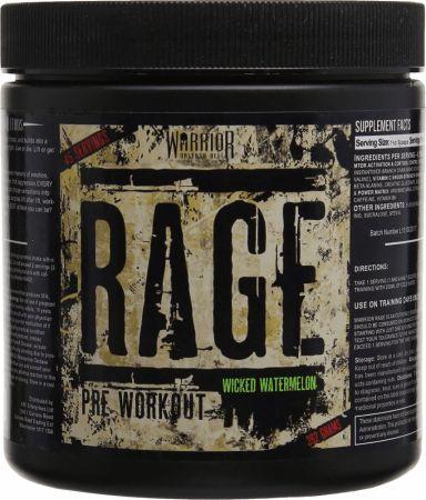 Image of Warrior Rage 45 Servings Wicked Watermelon