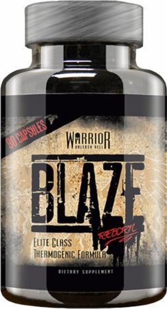 Image of Blaze 90 Capsules - Fat Burners Warrior