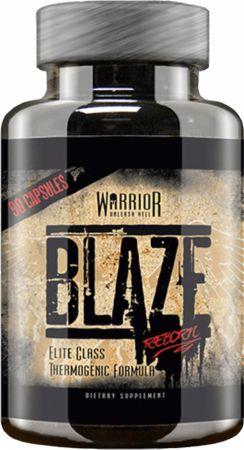 Image of Warrior Blaze 90 Capsules