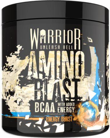 Image of Warrior Amino Blast 30 Servings Energy Burst