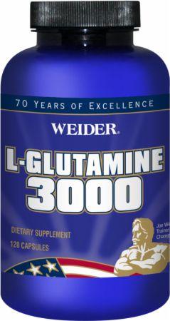 Weider L-Glutamine 3000 の BODYBUILDING.com 日本語・商品カタログへ移動する