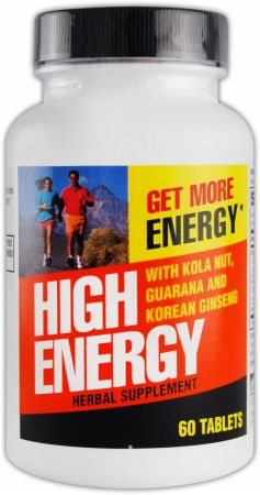 Weider High Energy