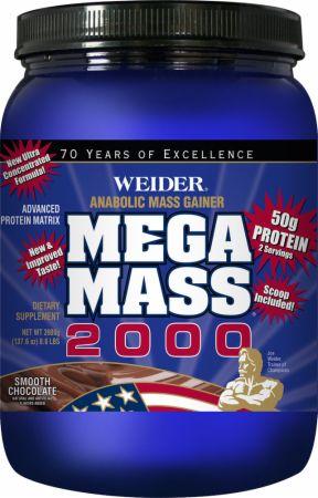 Weider Mega Mass 2000 の BODYBUILDING.com 日本語・商品カタログへ移動する