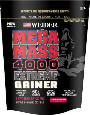 Mega Mass 4000 Extreme