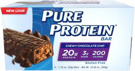 Pure Protein Pure Protein Bars の BODYBUILDING.com 日本語・商品カタログへ移動する