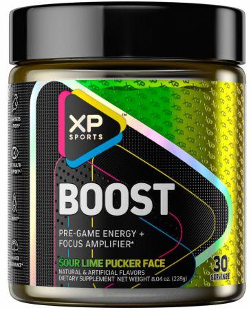 Boost Pre-Game Powder
