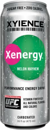 Xyience Xenergy Drink