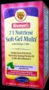 Nature's Secret Women's 73 Nutrient Soft-Gel Multi