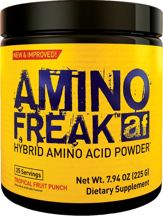 AMINO FREAK Powder by PharmaFreak at Bodybuilding.com
