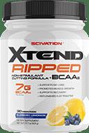 SciVation Xtend Ripped Blueberry Lemonade flavor