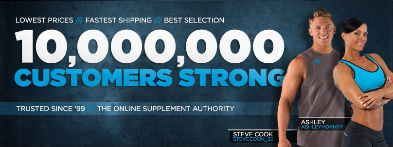 Lowest Prices. Fastest Shipping. Best Selection. 10,000,000 Customers Strong!