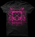 Tortured Clothing Company Dying Love Women's Tee