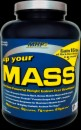 MHP Up Your Mass, 5 Lbs., CinnaBun