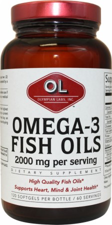 Is omega 3 fish oil good for bodybuilding for Fish oil benefits bodybuilding