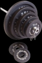 Cap Barbell 300 Lb Olympic Weight Set